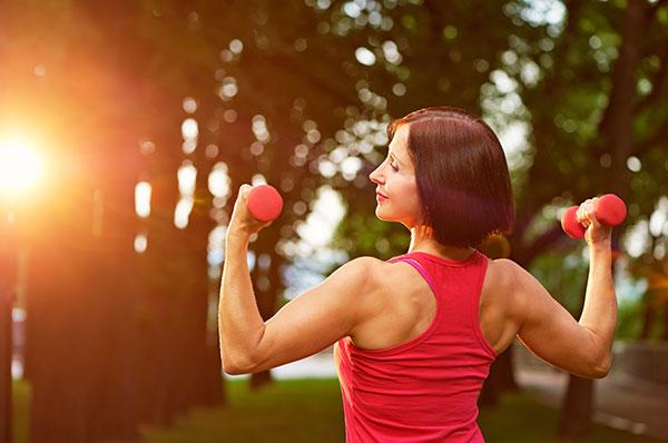 10 azioni per restare in forma in menopausa