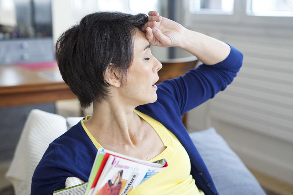 20 consigli pratici per affrontare i più comuni sintomi e disagi della menopausa